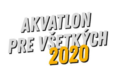 Akvatlon pre všetkých 2020